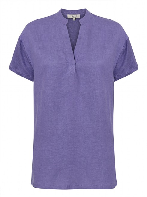 Placket Front Combination Top